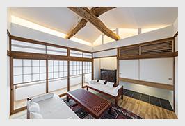 石橋川の家リノベーション